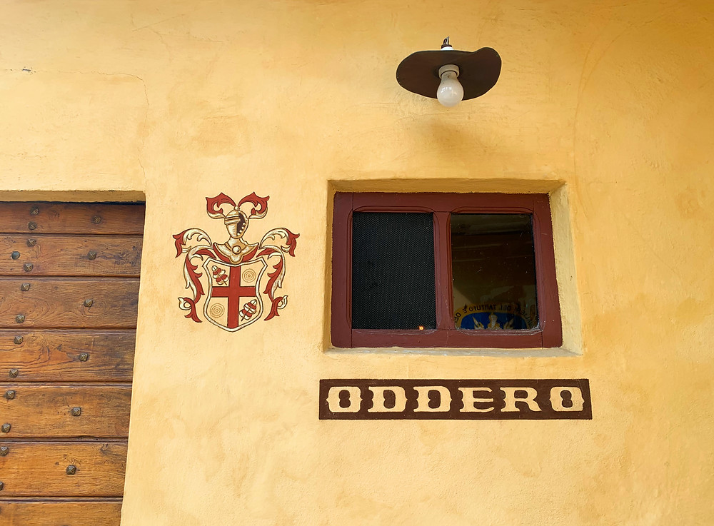 Oddero, Barolo, Piemonte
