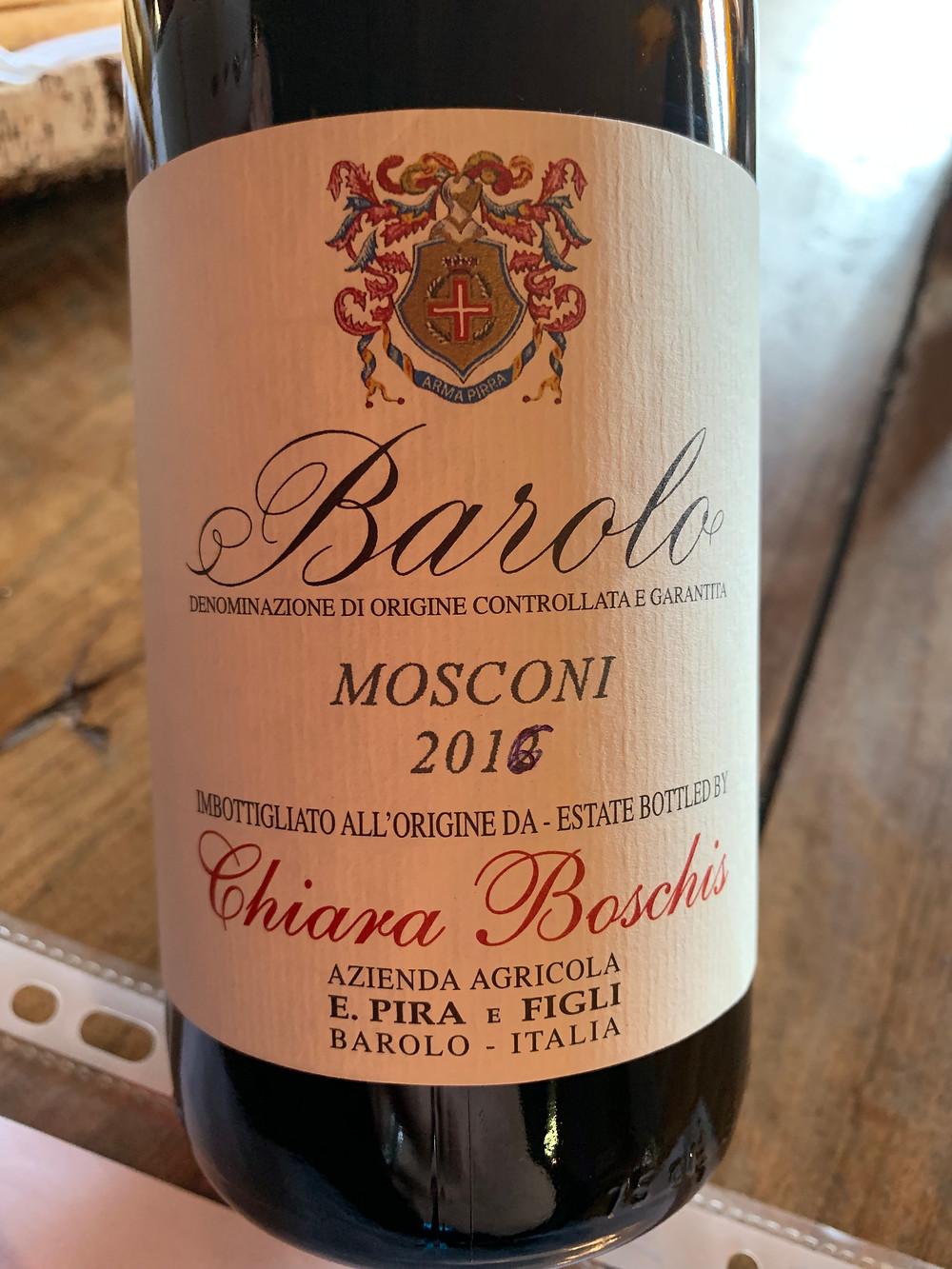 Chiara Boschis, Barolo, Piemonte