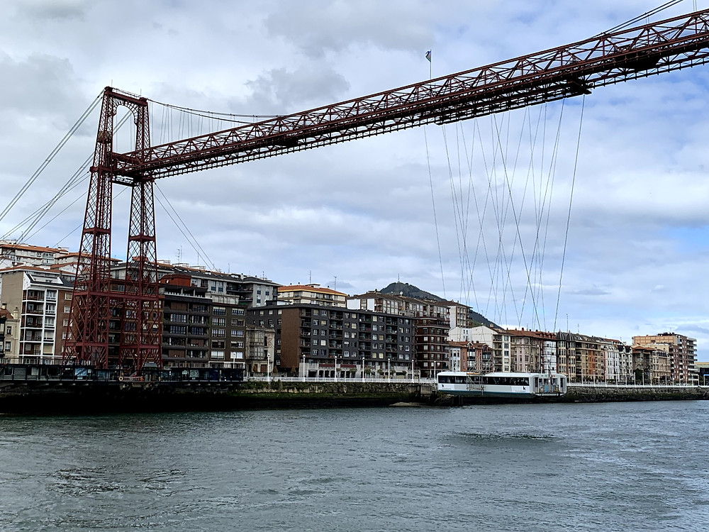Vizcaya bridge, Basque Country