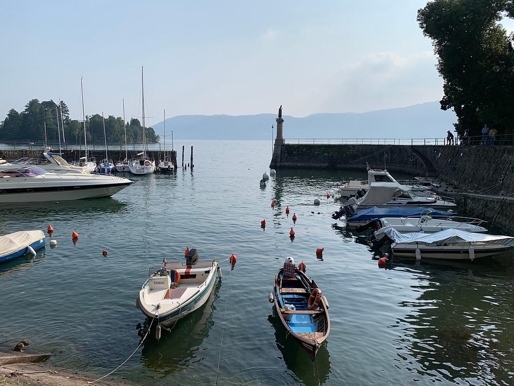Lago Maggiore, Piemonte