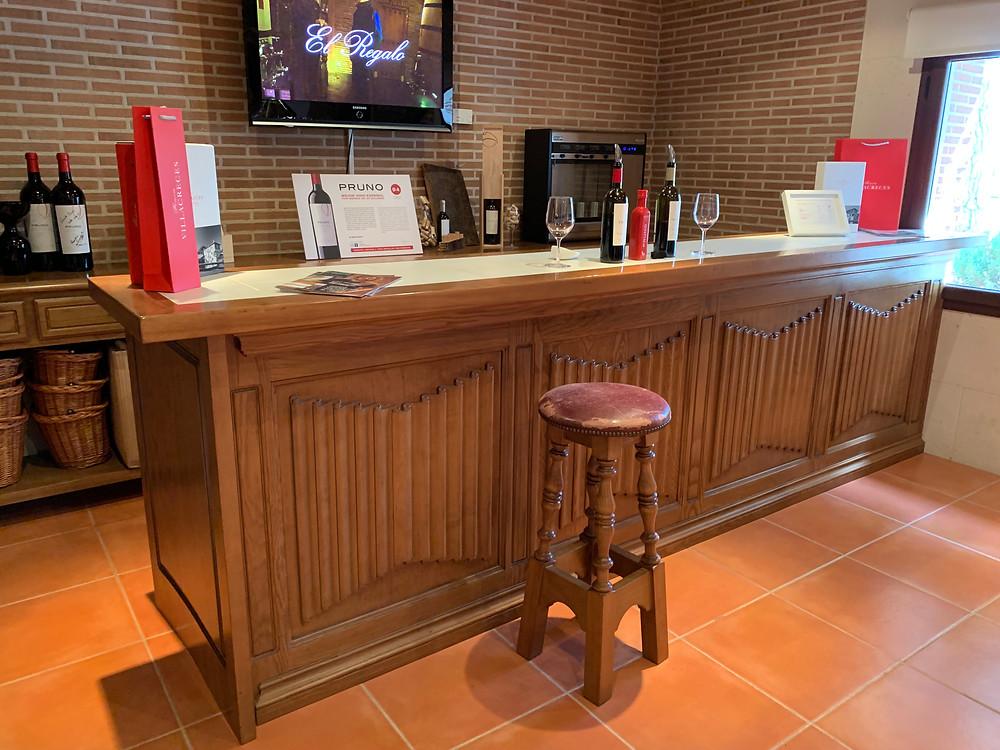 Finca Villacreces winery, Ribera Del Duero