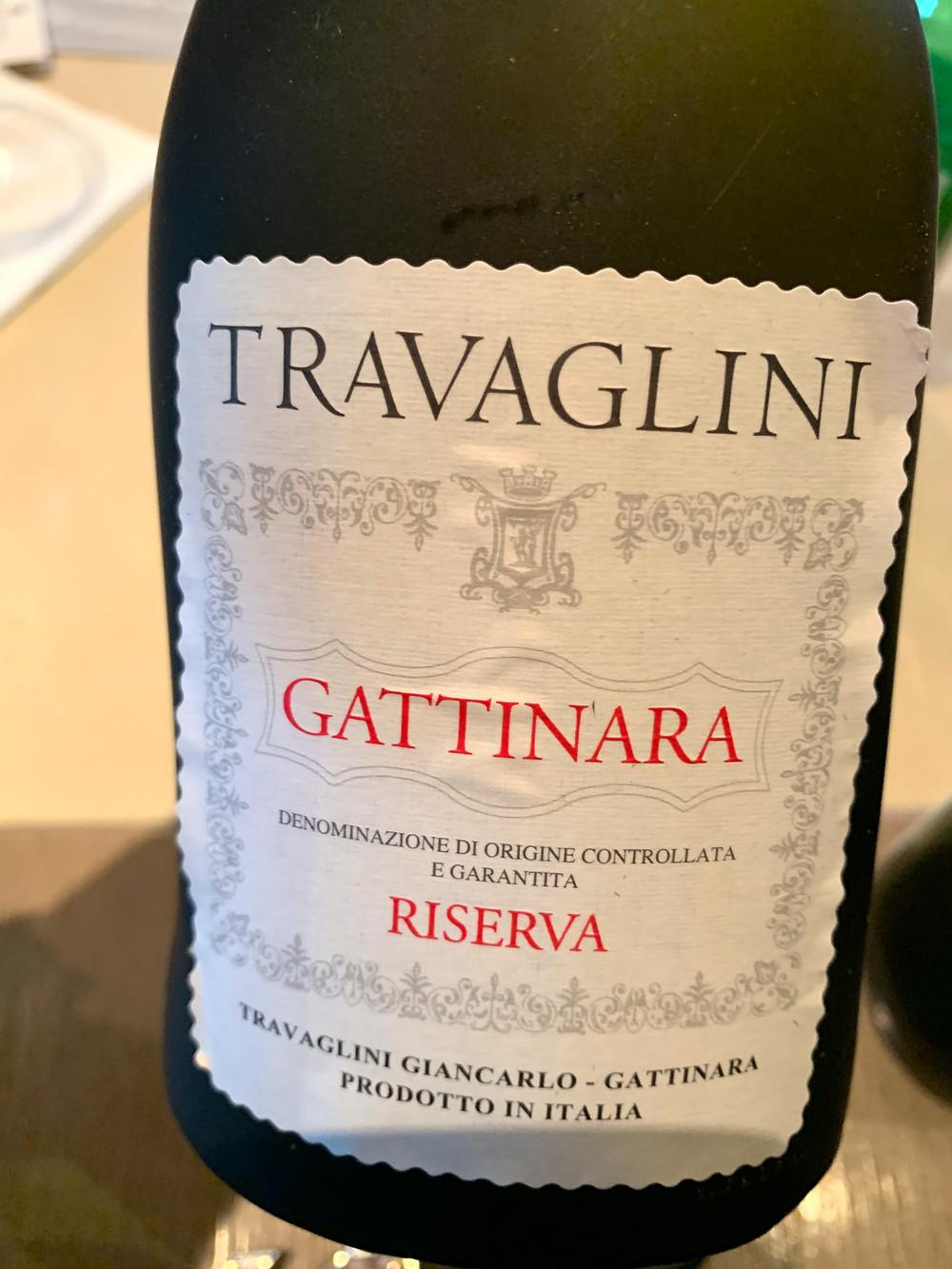 Travaglini, Gattinara, Piemonte