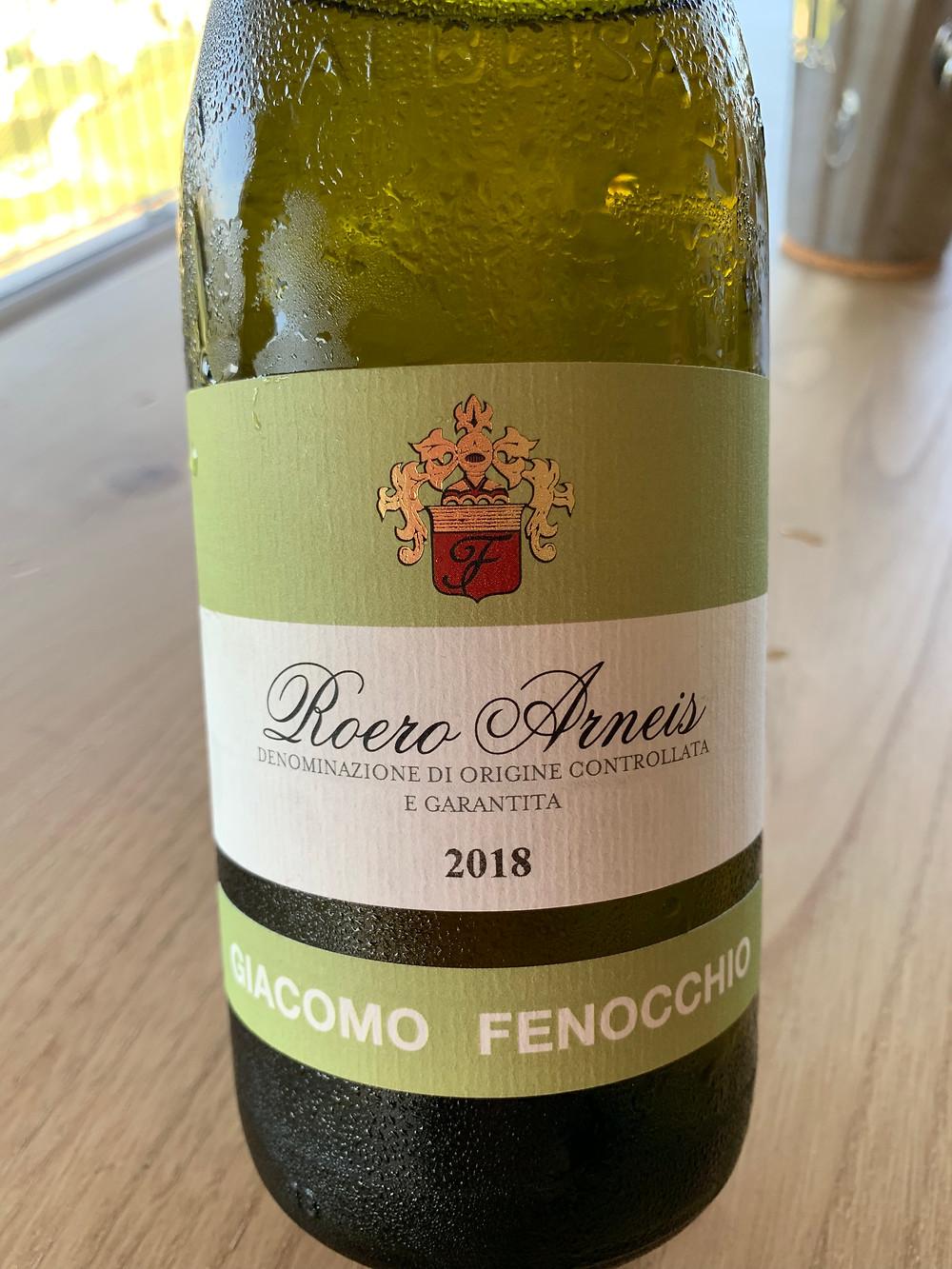 Giacomo Fenocchio, Barolo, Piemonte
