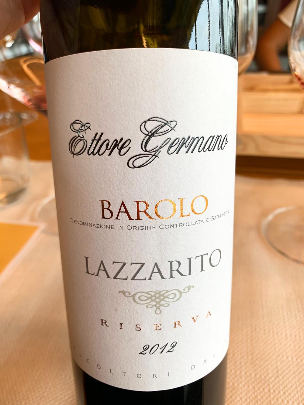 Ettore Germano, Barolo, Piemonte