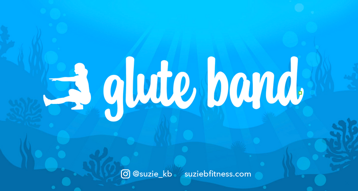 Deep Sea Glute Band Packaging - Front