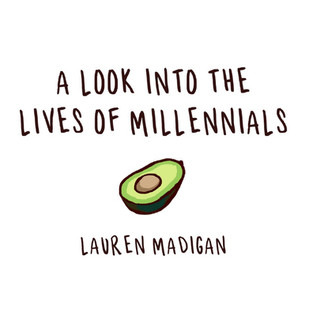 A Look Into the Lives of Millennials - Book