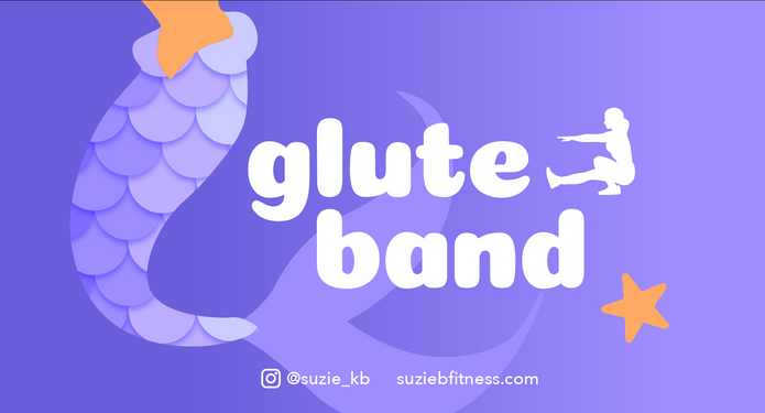 Ariel Glute Band Packaging - Front