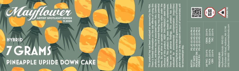 """Pineapple Upsidedown Cake"""