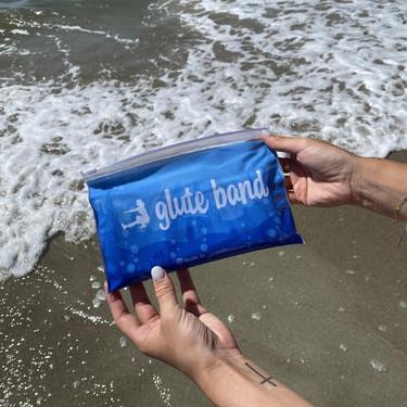 Deep Sea Glute Band Packaging