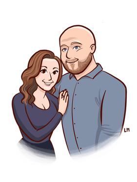 Kelsie & her man