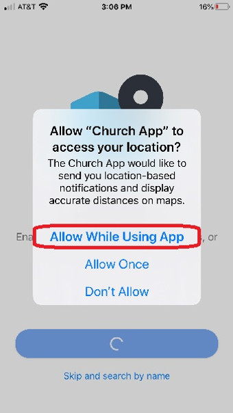 6 allow app to access your location.jpg