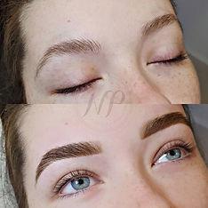 Hybrid Eyebrow Sculpt