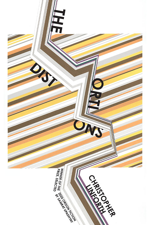 The Distortions, stories by Christopher Linforth