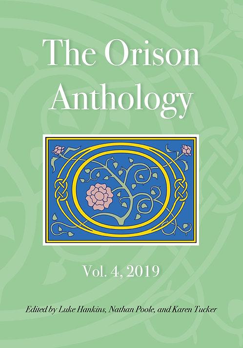 The Orison Anthology (Vol. 4, 2019)