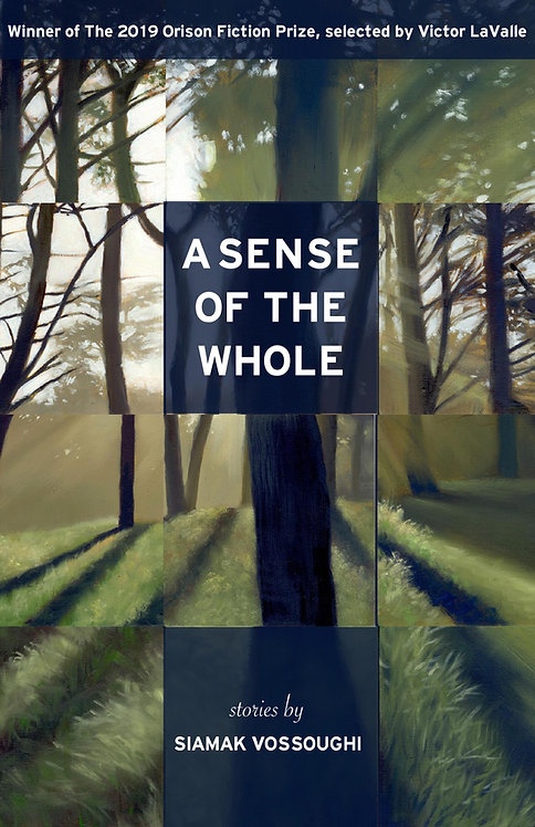 A Sense of the Whole, stories by Siamak Vossoughi