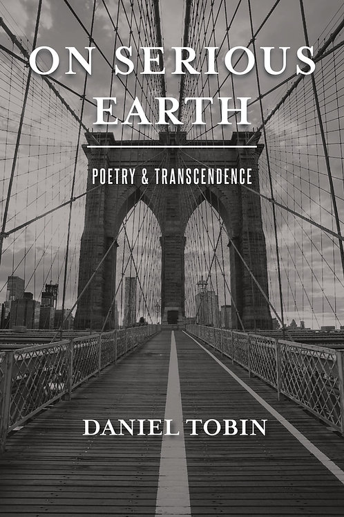 On Serious Earth: Poetry & Transcendence, by Daniel Tobin