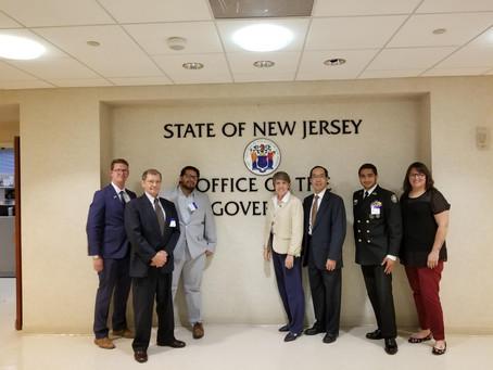 Breaking News - NJ DEP Rejects Raritan Bay Gas Pipeline