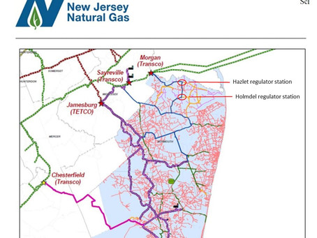 Sludge From NJ Natural Gas Drilling Damages House
