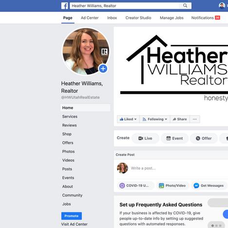 Heather Wiliams Realistate