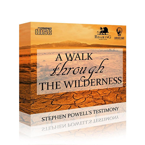Stephen's Testimony (Downloadable)