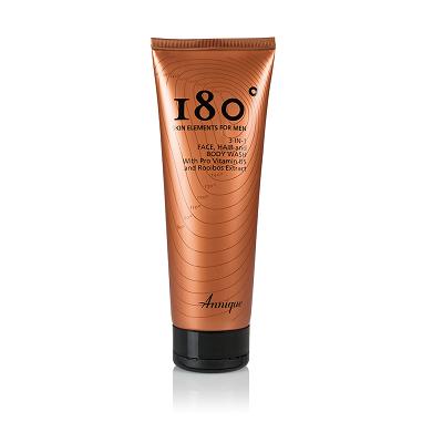 180° 3-in-1 Face, Hair & Body Wash 250ml
