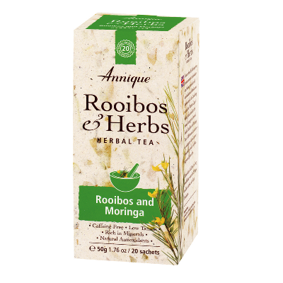 Rooibos and Moringa 50g