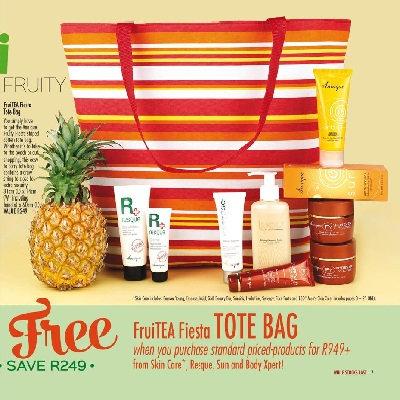 Fruitea Fiesta Tote Bag