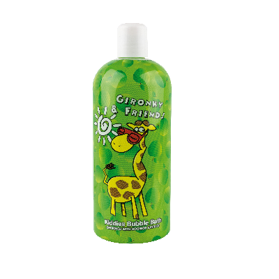 Gironky and Friends Bubble Bath 500ml