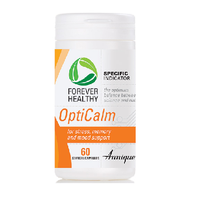 OptiCalm 60 Softgel capsules