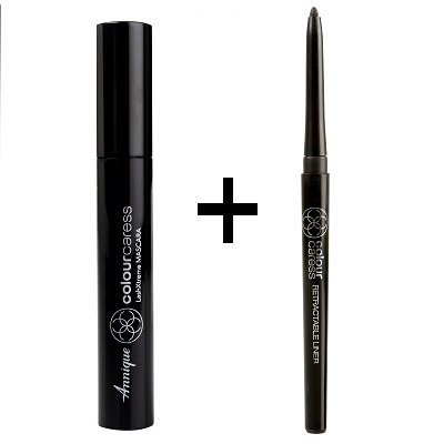 Colour Caress LashXtreme Mascara AND Retractable liner