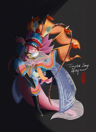 Axolotl Adventurer- Character Design