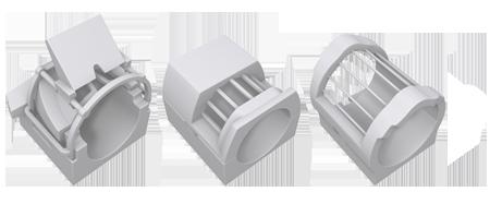 PST MR Simulator Head Coils