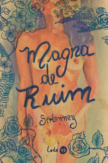 Magra de Ruim - Livro