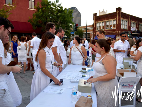 CLOTHING IN COUTURE: WHITE LINEN NIGHT 2016