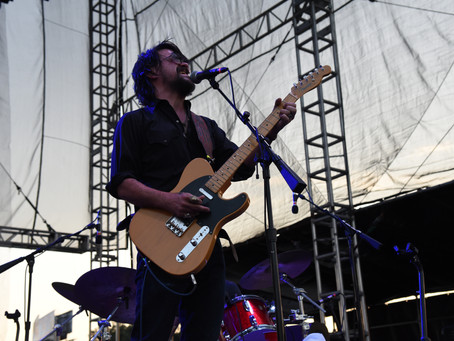 Shooter Jennings jolts White Oak crowd with wicked set