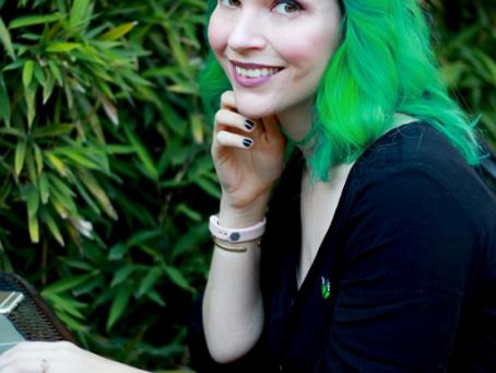 Art Talk with Helena Williams of Laniebird Designs