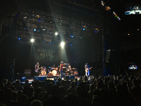 Whiskey Myers carries flag for Southern Rock, with a little Outlaw thrown in