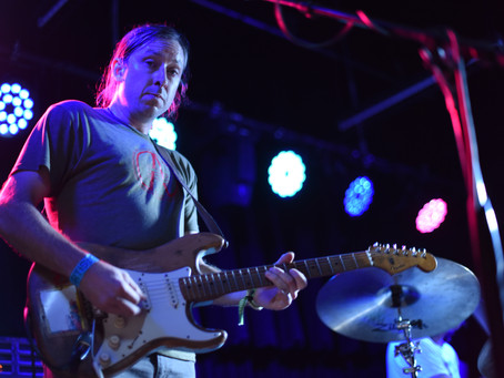 Earthless brings the heavy jams to White Oak