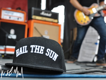 New Orleans Warped Tour: Hail The Sun