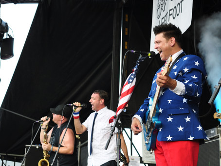 New Orleans Warped Tour: Less Than Jake