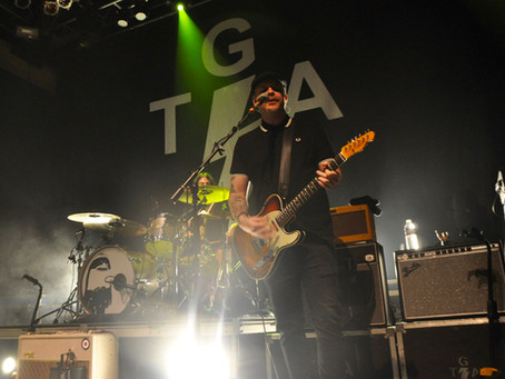 The Gaslight Anthem haven't missed a beat