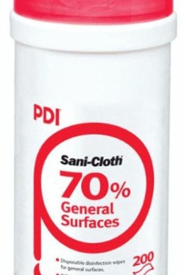 Sani-cloth 70% IPA wipes (200)