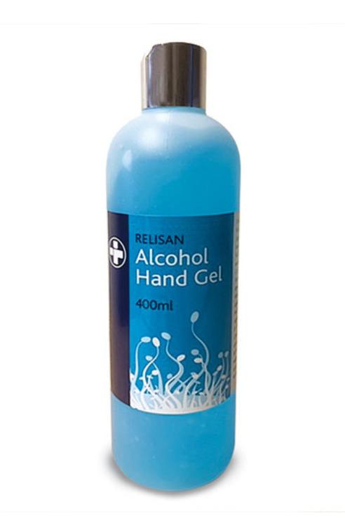 Alcohol Hand Gel 400ml