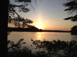 Gower, Tracey_lake sunset.jpg