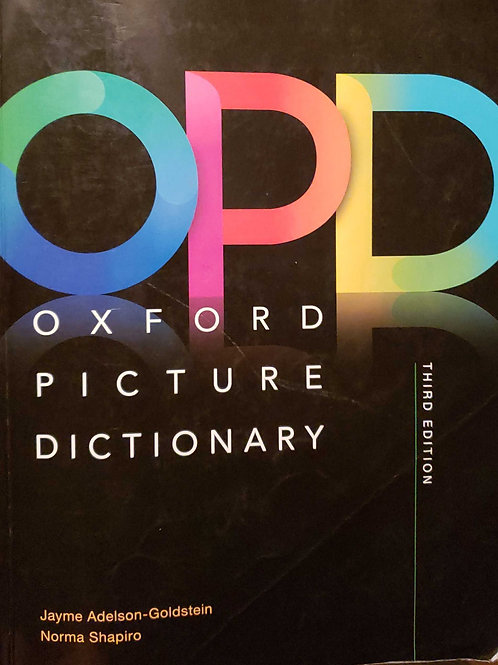 OXFORD Picture DICTIONARY 3rd Edition