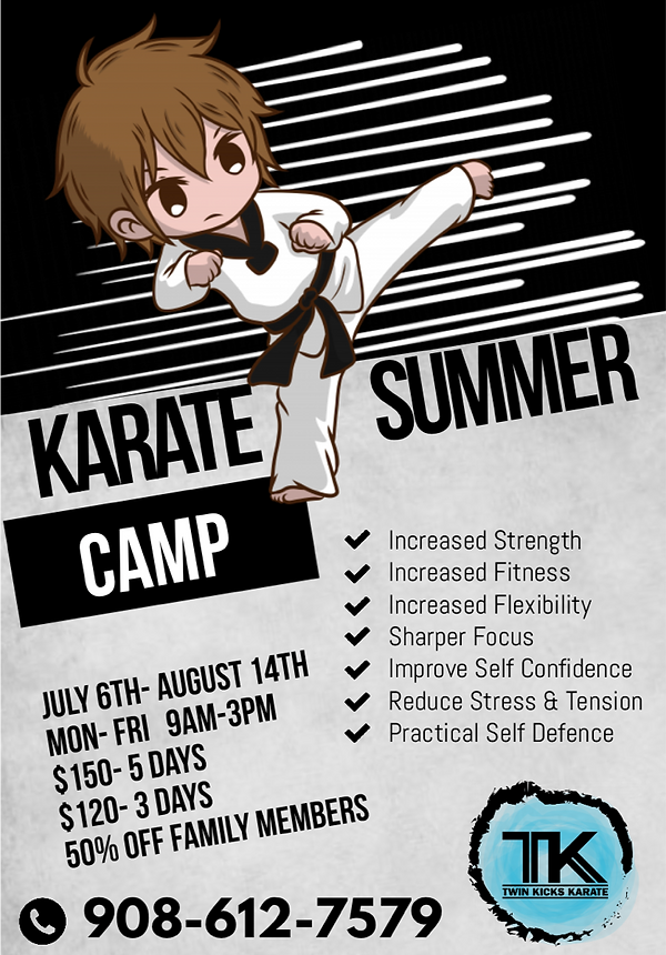 Karate Camp Anime Flyer.png