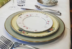 China Dessert Plate