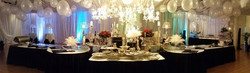 Chandeliers and Silver