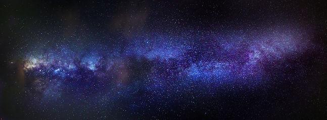 galaxy full of stars