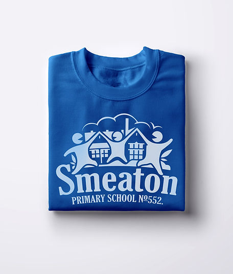 Smeaton Primary School Logo Design